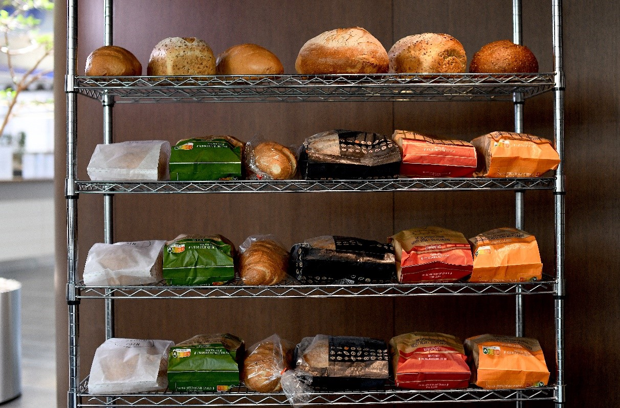How to make and pack breads for longer freshness